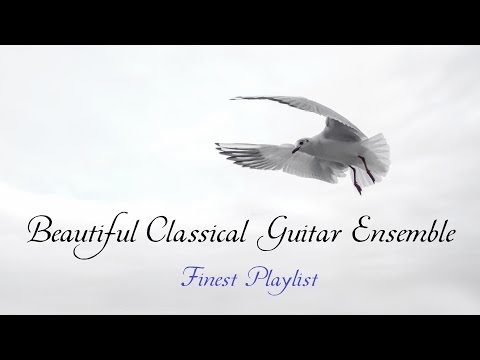 Beautiful Classical Guitar Ensemble - Finest Playlist《Mostly Baroque》(クラシックギターアンサンブル曲集:30作品)
