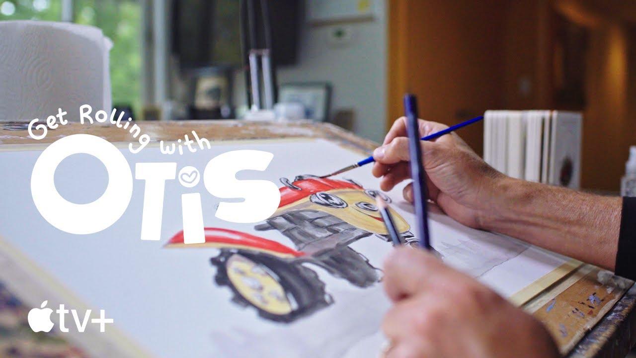 Get Rolling with Otis — Origin Story Featurette | Apple TV+