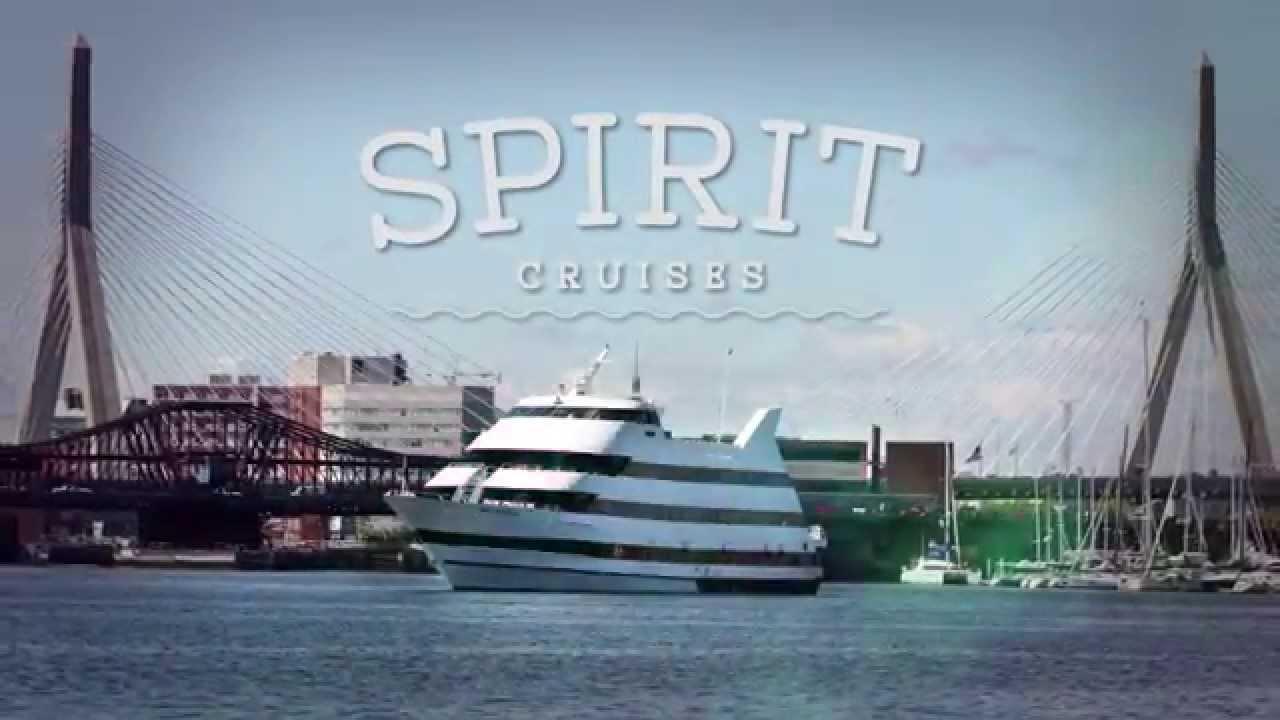 Spirit Of Boston Cruises YouTube - Cruises out of boston