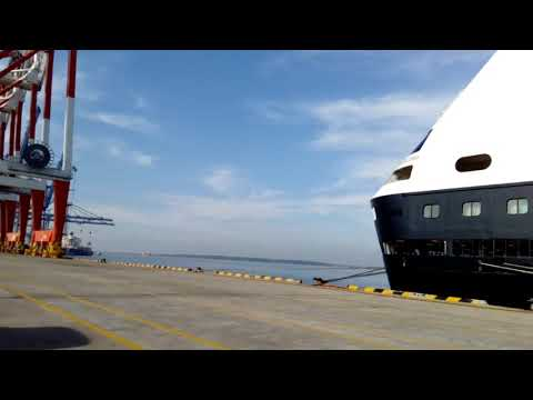 Welcome Holland- American line, Voledam Cruise come to Phu My port 17/112017