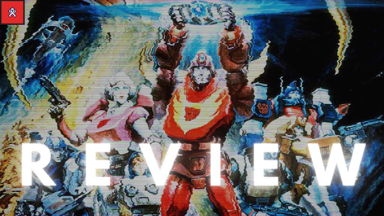 Transformers The Movie (1986) Review by ZetaVS
