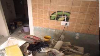 Установка розеток в ванной комнате и на кухне