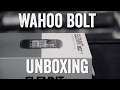 Wahoo ELEMNT BOLT UNBOXING & Size Comparisons