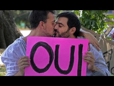 France's senate votes to legalise gay marriage