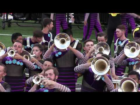 2018 Blue Knights _ Can't Take My Eyes Off You - send off encore