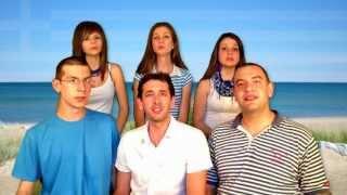 De me skeftesai (Δε με σκέφτεσαι) - Nikos Vertis - a cappella cover by VOICELAND