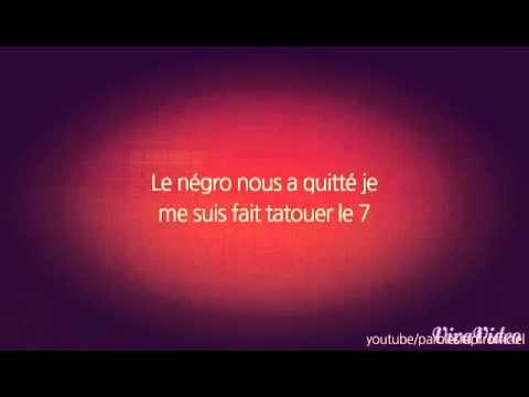 Booba - Temps Mort 2.0 ft Lino ( parole )