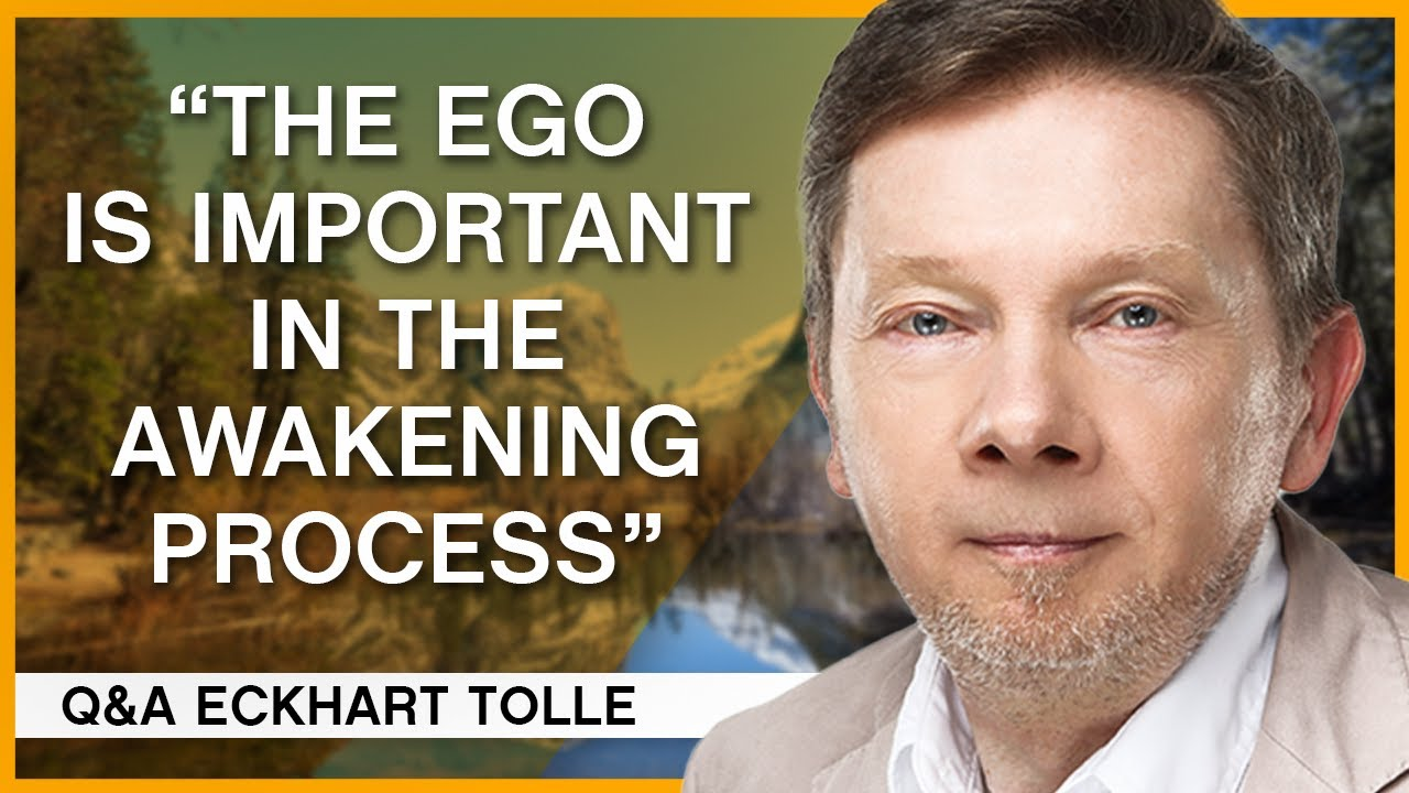 Download What is the Purpose of The Ego in the Awakening Process   Q&A Eckhart Tolle