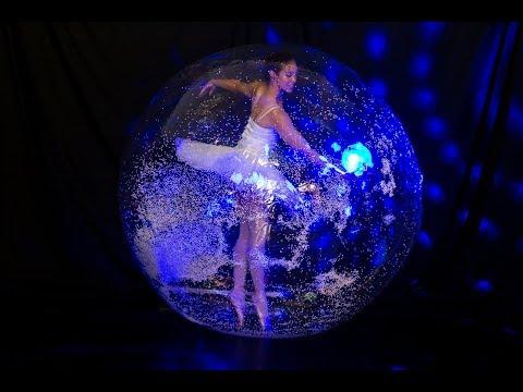 Snow Globe Ballerina from Wildfire Entertainment