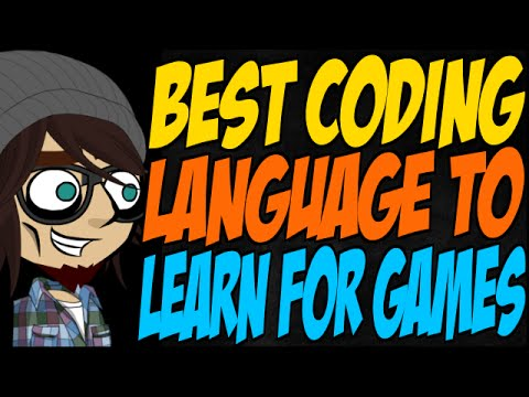 Best Coding Language To Learn For Games