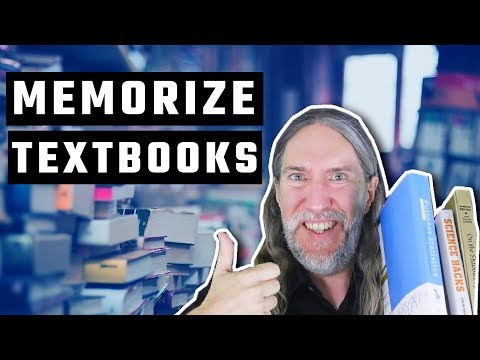 How To Memorize A Textbook: A 10 Step Memory Palace Tutorial