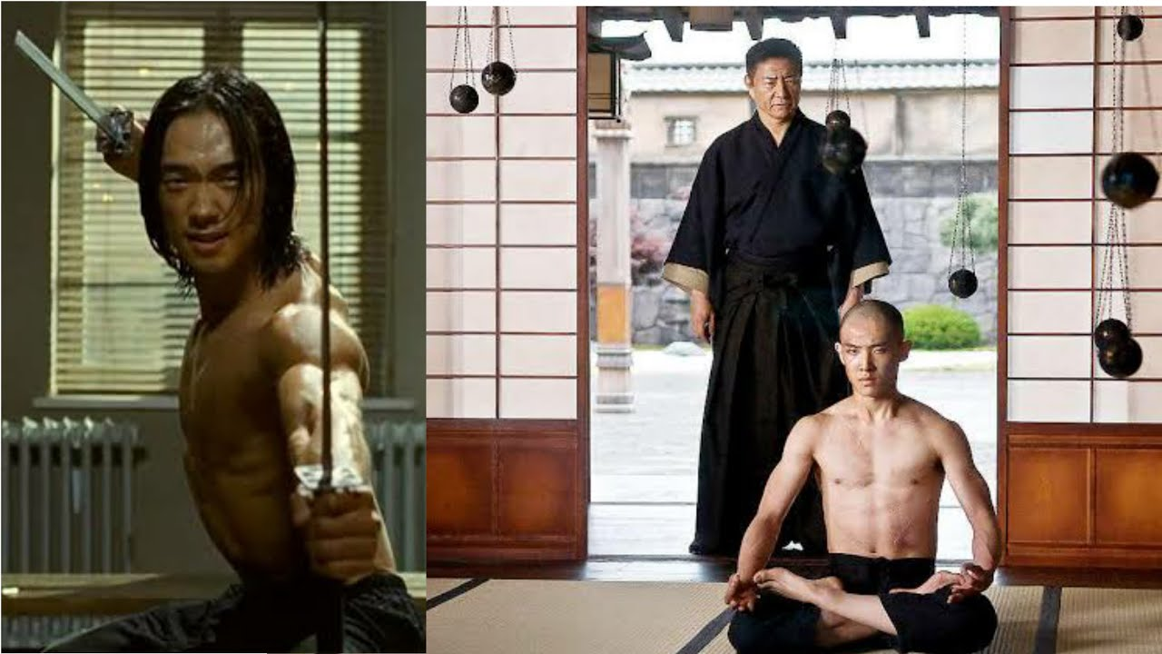 Download You think this is PAIN - Ninja Assasin 2009   Raizo's Training