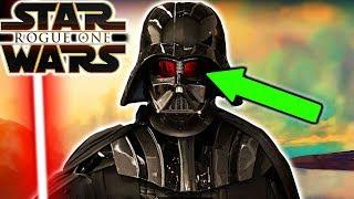 Why Darth Vader