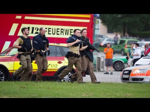 Terror Attack in Germany: Shooting Spree at Munich Mall Leaves 8 Dead