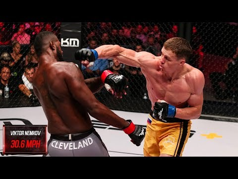 Fastest Strikes of 2019 PFL Regular Season So Far | Professional Fighters League