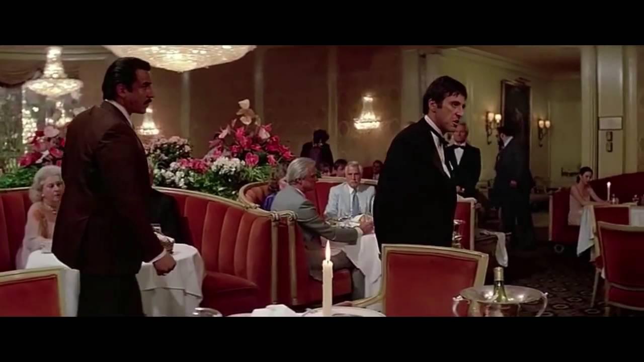 You Need People Like Me Scarface Tony Montana Youtube