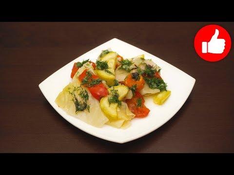 Как вкусно приготовить овощи на пару в мультиварке