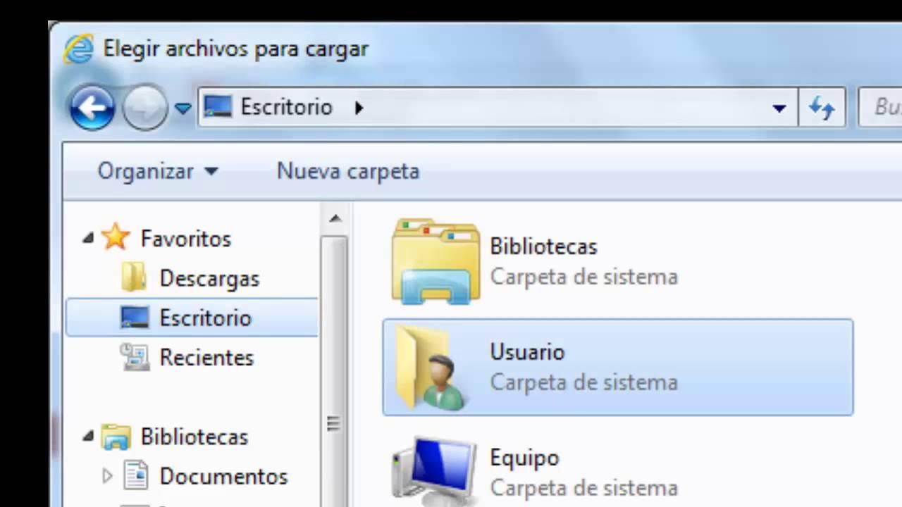 Cómo Enviar Un Documento Por Correo Electrónico Youtube