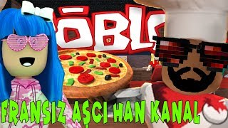 FRENCH ASHMAN SINKS SHOP (FUNNY CITY) Roblox Pizza Consegna w/ HAN KANAL GITARISV