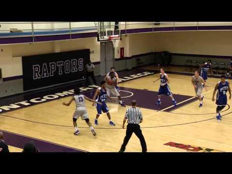 Highlights - MC Men's Basketball V Pitt CC