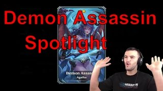 Heroes Charge- Demon Assassin Spotlight
