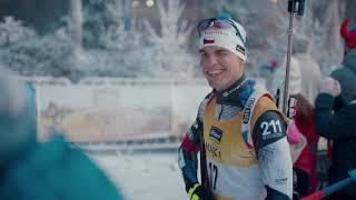 Spot Hamé fandí biatlonu l 20 s l Májka od Hamé
