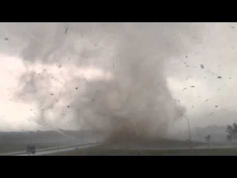 Tornado Forms in Edmond Ok