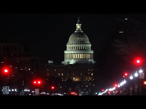 Senate And House Vote To End Government Shutdown