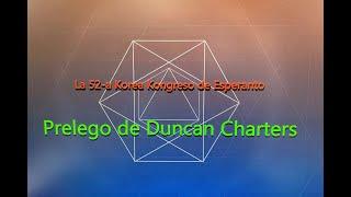 인공지능시대의 에스페란토- Duncan Charters
