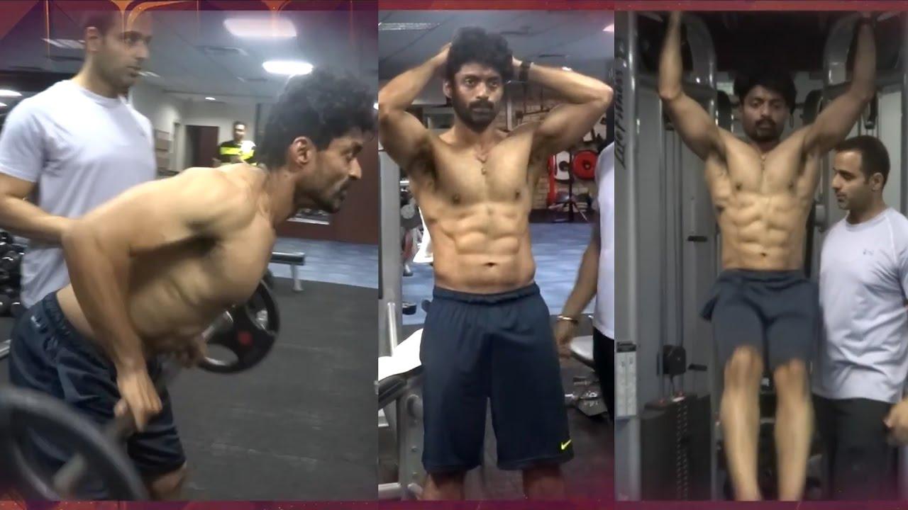 Kalyan Ram S Six Pack Workout Nandamuri Hero S Amazing