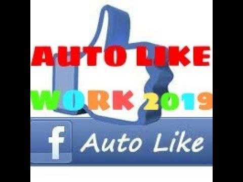 Cara dapat like facebook banyak    ini tutorial nya    auto like 2019