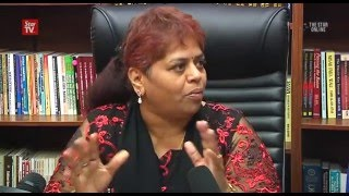 P.I. Bala's wife apologises to Rosmah, storms out of press conference followed by Ramesh Rao
