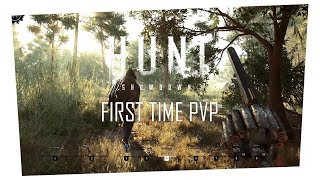 """""""First Time PVP"""" Hunt Ep.03"""