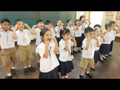 Using Songs with Very Young Learners