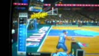 basketball on wii