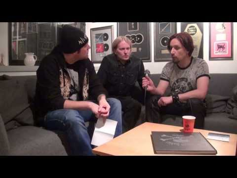 "Exclusive: Sonata Arctica Interview About ""Pariah´s Child"" 2014 (SUBTITLED)"