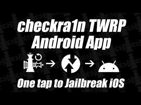 checkra1n TWRP thumb