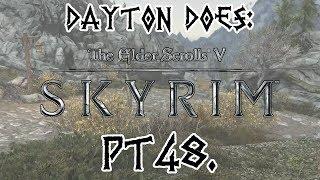 Skyrim Roleplay: Pt48. Bran
