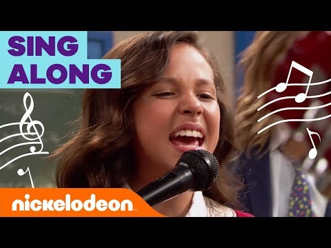 School of Rock Official Lyric Video 🎸 Sing Along w/ Nick! | #MusicMonday