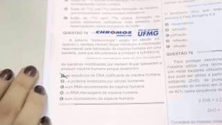 CHROMOS GABARITO ENEM 2015 - Denise - Biologia - Questão 74 - Prova Azul