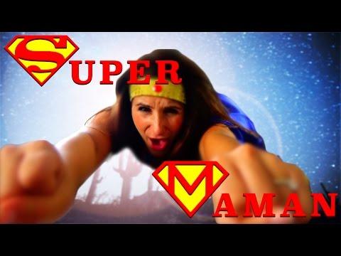 Maman SUPER HEROS! - Angie la Crazy Série