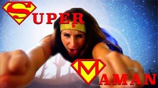 MAMAN SUPER HEROS! - ANGIE LA CRAZY SÉRIE -