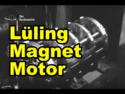 Lüling Magnet Motor - UFA Wochenschau 1966 – German Federal Archive