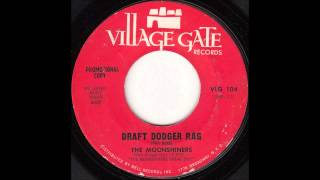 The Moonshiners - Draft Dodger Rag