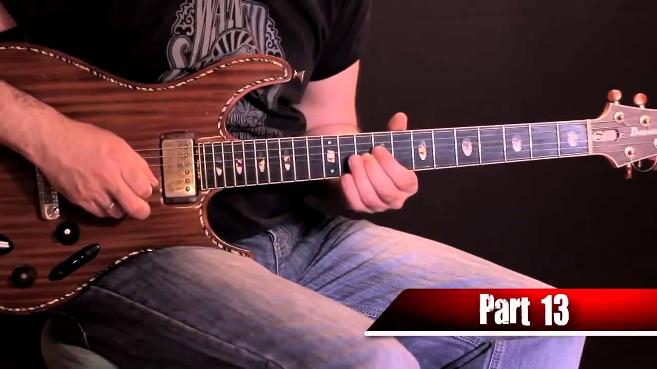 Elektro Gitar Çalma Teknikleri