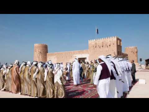 Vlog#18 - Qatar Documentary . Travel with Kabir Afridi.