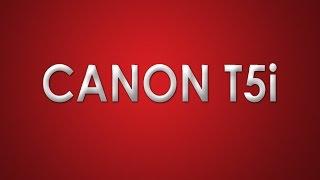 Canon T5i. Review em Português da Câmera Canon Rebel T5i. Funções, dicas e atalhos(Neste vídeo você verá as principais característica, atalhos e dicas de utilização desta Câmera Digital que é uma campeã de vendas. Review da Canon Eos ..., 2015-04-16T12:52:10.000Z)