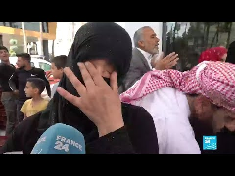 Syrian refugees in Turkey describe their situation to FRANCE 24