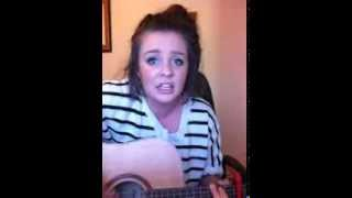 "Codi Kaye singing (original) ""You"