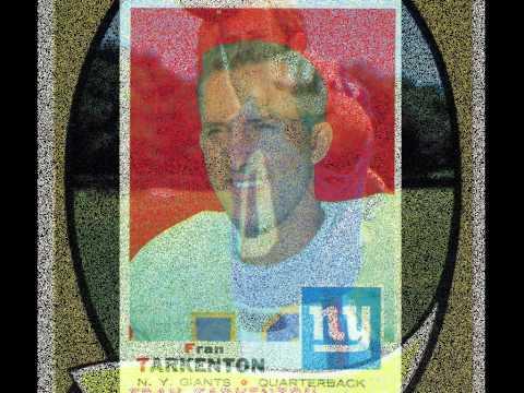 Minnesota Vikings - Francis Asbury Tarkenton